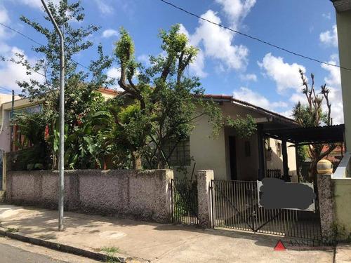 Imagem 1 de 6 de Terreno À Venda Com Planta Aprovada , 250 M² Por R$ 850.000 - Nova Petrópolis - São Bernardo Do Campo/sp - Te0134