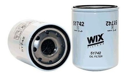 51742 Filtro Wix Aceite Roscado B134 P559127 Lf3344 W3766