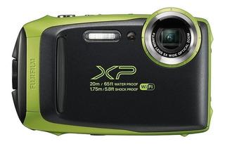 Fujifilm FinePix XP130 compacta lime