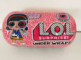 Lol Surprise Under Wraps Capsula 15 Sorpresas