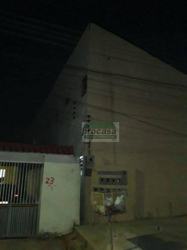 Prédio À Venda, 280 M² Por R$ 420.000,00 - Novo Aleixo - Manaus/am - Pr0217