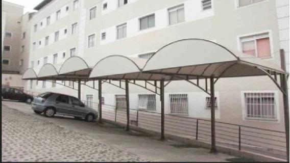 Apartamento Com 2 Quartos Para Comprar No Cabral Em Contagem/mg - Gar10148