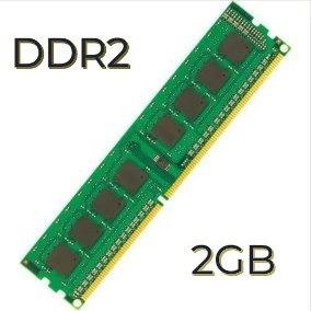 Ddr2 2gb 566/800 Nueva Intel-amd