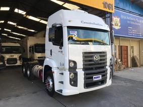 Caminhão Vw 25.320 Constelation 6x2 2011-2012 Undono