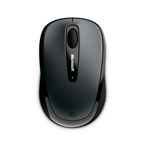 Mouse Microsoft Wireless Mobile 3500 Preto