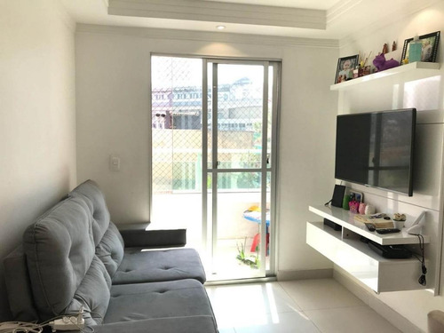Imagem 1 de 20 de Apartamento Com 3 Dormitórios À Venda, 62 M² Por R$ 450.000,00 - Parque Da Vila Prudente - São Paulo/sp - Ap4847