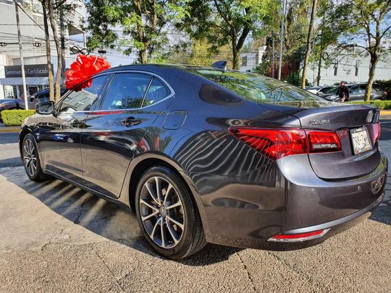 Acura Tlx 2015 4p Advance V6/3.5 Aut
