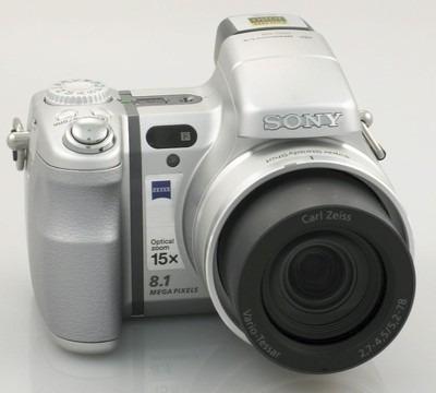 Câmera Fotográfica Sony H9. Leia O Anuncio.