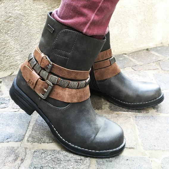 Botas Oferta Liquidacion Anca & Co Art 916 Zona Zapatos