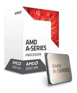 Procesador Amd Apu A8 9600 3.4ghz Am4 Bristol Ridge