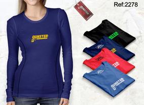 Camisa Gunster Proteção Uv, Feminina