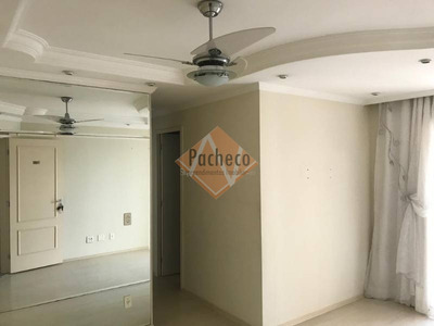 Apartamento Na Penha, 3 Dormitórios, 1 Suíte, 2 Vagas, 65 M², R$ 480.000,00 - 2327