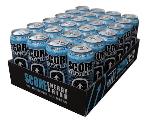 Energética Score Blue (24 Unidades)