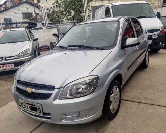 Chevrolet Celta 1.0 Lt 4 Pts 2012 ! 54 Mil Km Flex