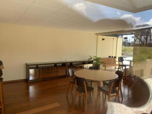 Apartamento Para Alugar, 56 M² Por R$ 2.700,00/mês - Chácara Santo Antônio (zona Sul) - São Paulo/sp - Ap8592