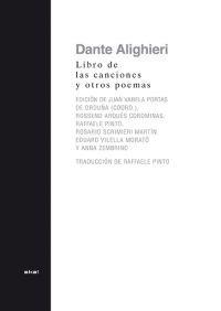 Libro De Las Canciones Y Poemas, Dante Alighieri, Akal