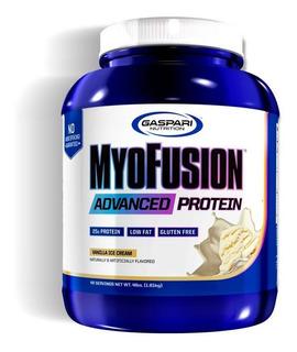 Myofusion Advanced Whey Protein 1.810kg 4lb Baunilha