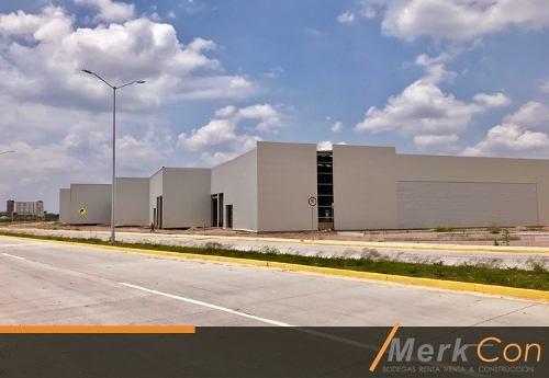 Bodega Renta Nueva 16000 M2 En Parque Industrial, Silao, Guanajuato,méxico 1