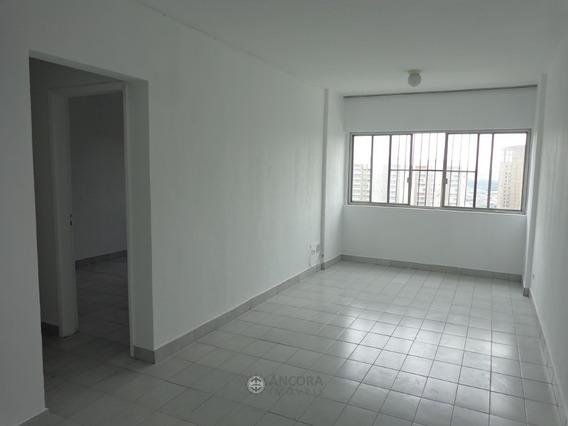Apartamento 55m² 01 Dormitório - Centro - 4132-2