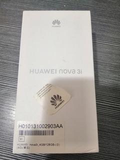 Teléfono Huawei Nova 3i