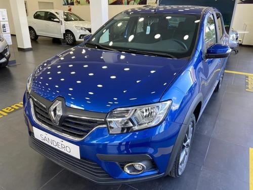 Renault Sandero Ph2 Intens 1.6 ! En Promocion Para Vos ¡ R