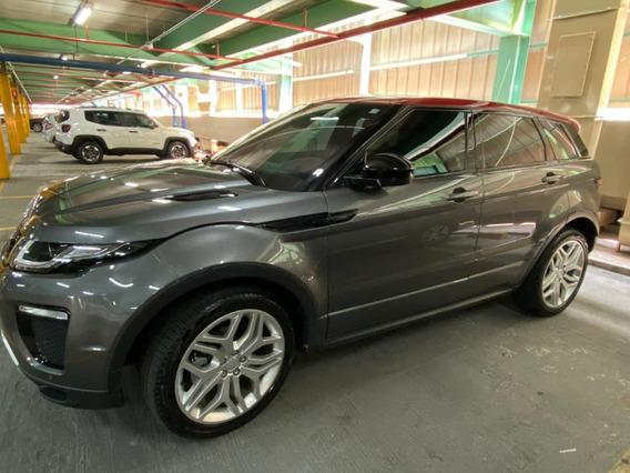 Land Rover Range Rover Evoque 2.0 Si4 Hse Dynamic 2017 Cinza