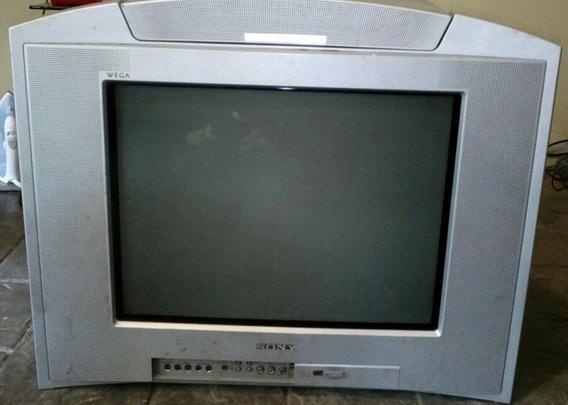Televisor Sony De 21 Modelo Kv-21fa515 Con El Flyback Malo
