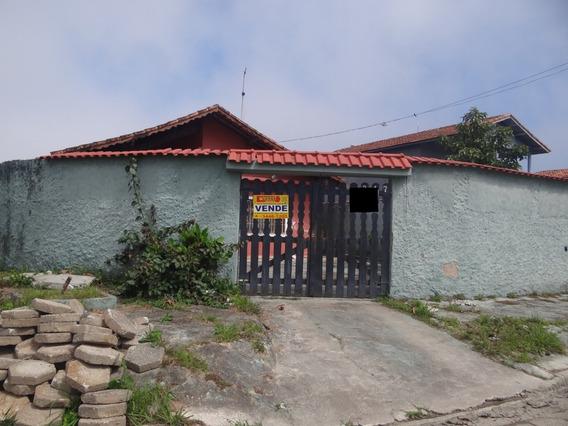 Casa Em Mongaguá. Lote Inteiro - Ref 6518 M