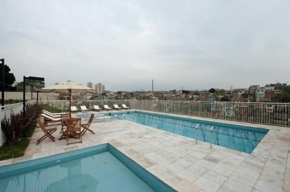 Apartamento Em Vila Nova Alba, São Paulo/sp De 65m² 2 Quartos À Venda Por R$ 370.000,00 - Ap272952