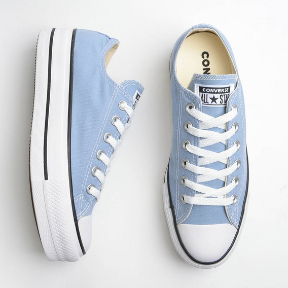 Tênis Converse All Star Plataforma W - Way Tenis