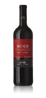 Vinho Tinto Suave Bordô Tradição 750ml - Góes
