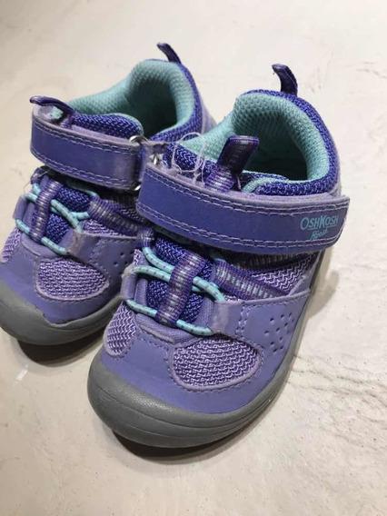 Zapatillas Osh Kosh Bebé Caminante 5 Usa 12,1 Cm
