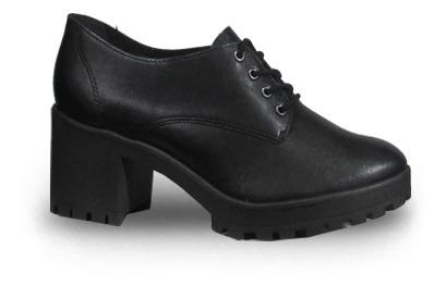 Ramarim 195610 Zapato Acordonado Con Taco Mujer