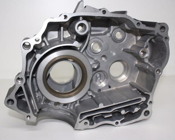 Carcaça Do Motor / Kasinski Crz 150 Sm / Lado Esquerdo
