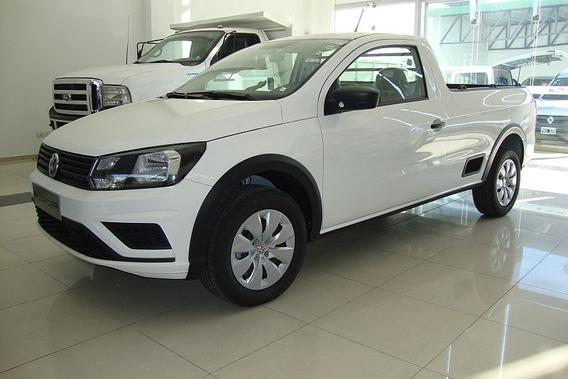 Volkswagen Saveiro 1.6 Trendline Pick-up + Financiacion
