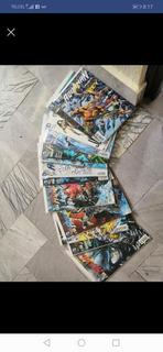 Aquaman New 52 Arco De Geff Johns