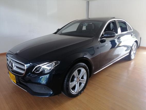 Mercedes-benz Clase E 200 2017