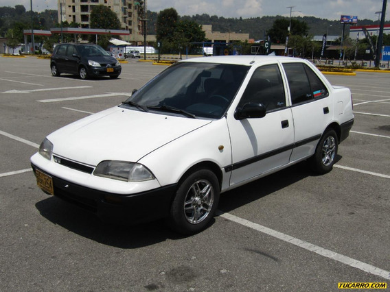 Chevrolet Swift Mt 1300cc Sa