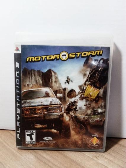 Motorstorm Ps3 Usado