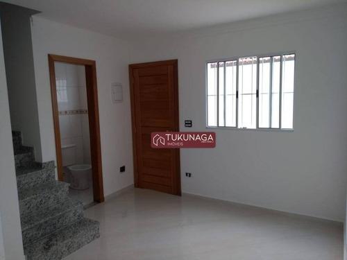 Sobrado À Venda, 70 M² Por R$ 320.000,00 - Jardim Yara - São Paulo/sp - So0552
