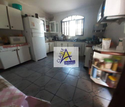 Imagem 1 de 19 de Casa À Venda, 115 M² Por R$ 325.000,00 - Vila Flórida - Mauá/sp - Ca0244