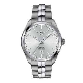 Reloj Tissot Pr 100 Titanium T1014104403100 Hombre Original