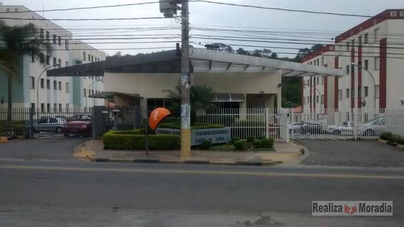 Apartamento No 1º Andar Com Dois Dormitórios - Jardim Da Glória - Cotia - Sp - Ap0729