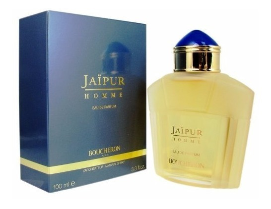Perfume Masculino Jaipur Homme Boucheron Edp 100ml