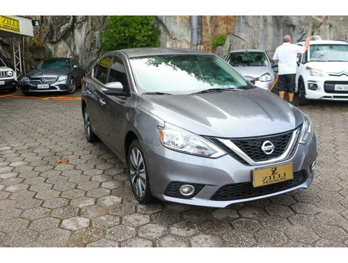 Nissan Sentra Sv 2.0 Cvt