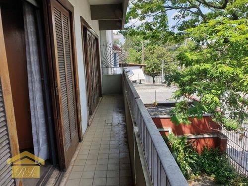 Sobrado Com 3 Dormitórios À Venda, 218 M² Por R$ 1.270.000,00 - Jardim Aeroporto - São Paulo/sp - So1443