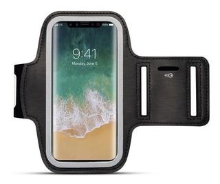 Braçadeira Armband Esporte Neopreme P/ iPhone 6 / 7 / 8 Ou X