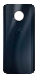 Tampa De Vidro Traseira Motorola Moto G6 Plus Xt1926 C/cola