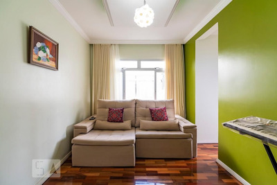 Apartamento No 3º Andar Mobiliado Com 2 Dormitórios - Id: 892937136 - 237136