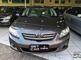 Toyota Corolla Corolla 1.8 Gli 16v Flex 4p Automatico